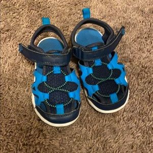 Carters toddler sandals size 7